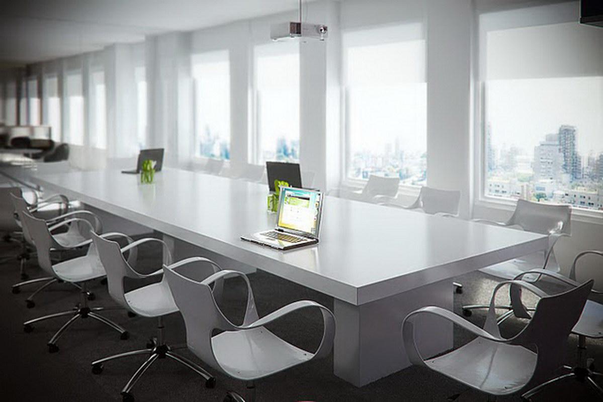 Platinum grupo proaco complejo de oficinas aaa en zona for Muebles de oficina zona norte